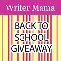 Writer Mama Back to School Giveaway